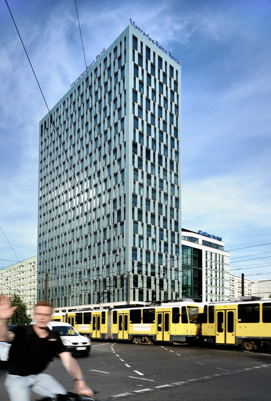 Mercedes Benz Bank, Berlin, Manfred Herrmann